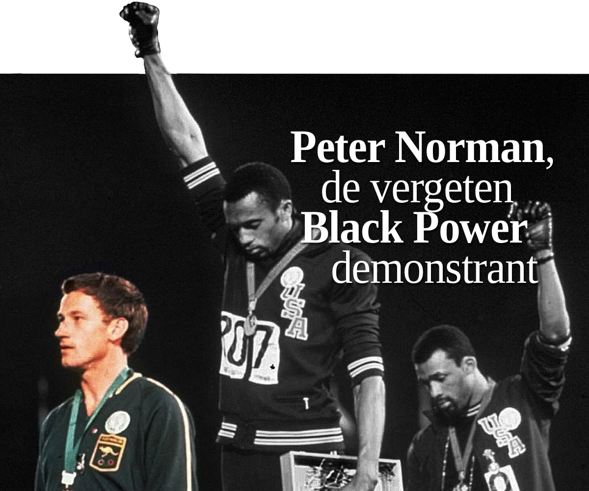 Peter Norman, De Vergeten Black Power-demonstrant