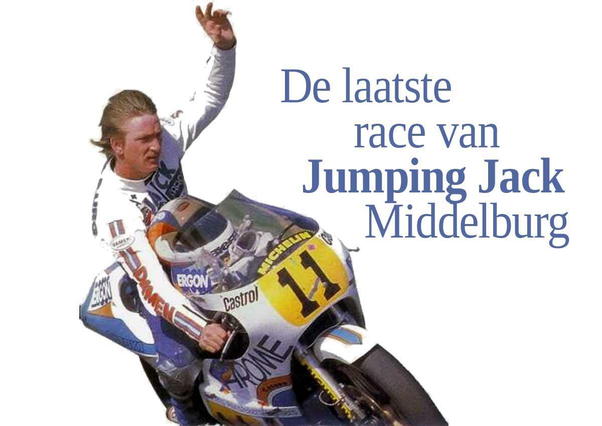De Laatste Race Van Jumping Jack Middelburg