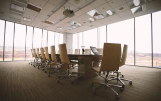 S-Corporation Boardroom