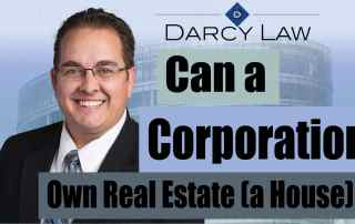 can_a_corporation_own_real_estate