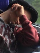Luke, even sleepier