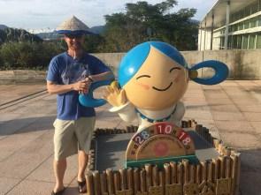 Pop culture meets Yoshinogari historical Park