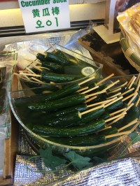 Pickle sticks!