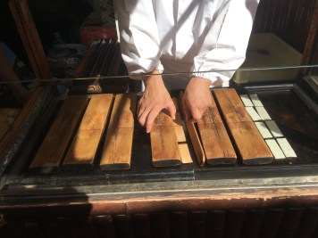Special cookies in Kyoto