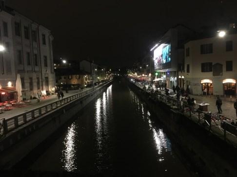 DaVinci's canals!