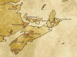 Acadia 1604