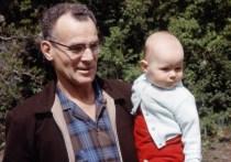Grampa Sharples and me