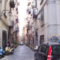 Weekly Photo Challenge - Symmetry in Naples