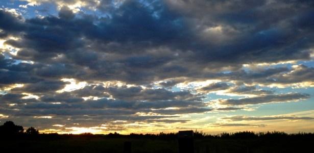 morning ride sky