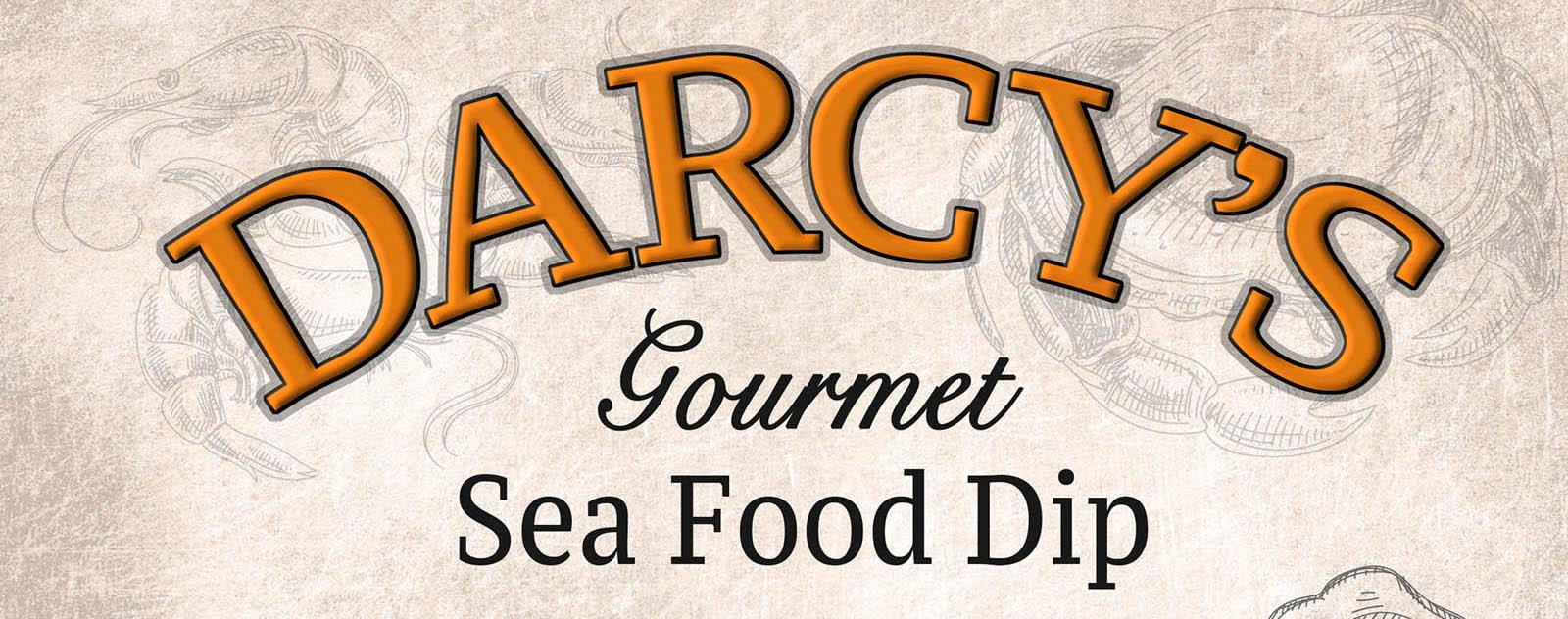 Darcy's Gourmet Sea Food Dip