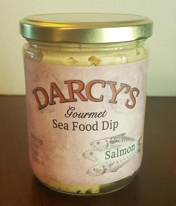salmon-dip