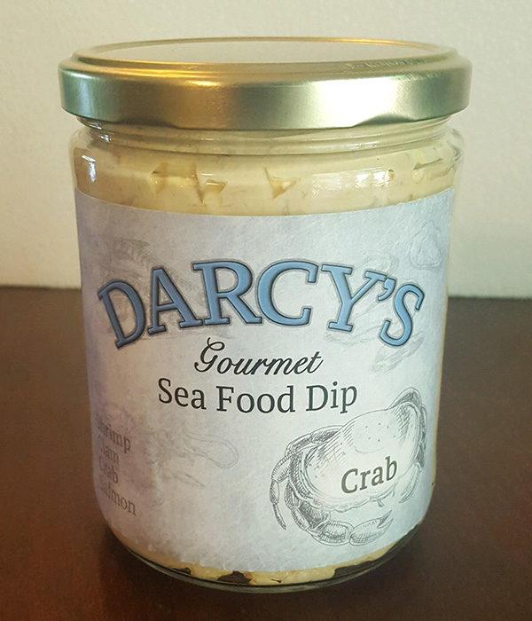 Darcys crab dip