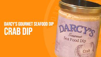 Darcy's Gourmet Sea Food Dip -  Crab Dip