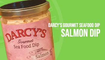 Darcy's Gourmet Sea Food Dip -  Salmon Dip