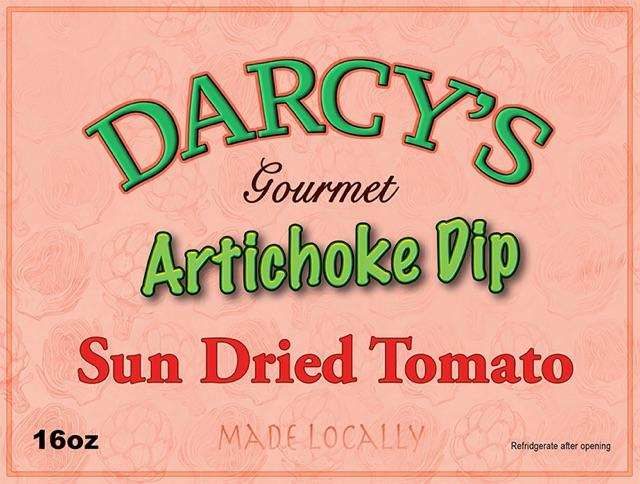 SUN DRIED TOMATO DIP