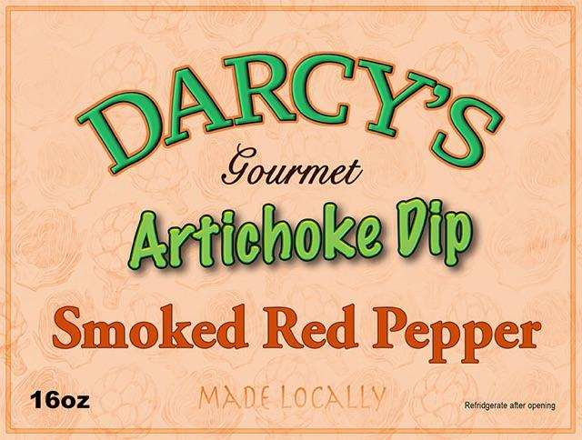 SMOKED RED PEPPER DIP