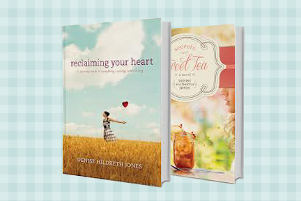 Reclaiming Your Heart ~ Giveaway {Take Heart…in the Quest for Wholeness}