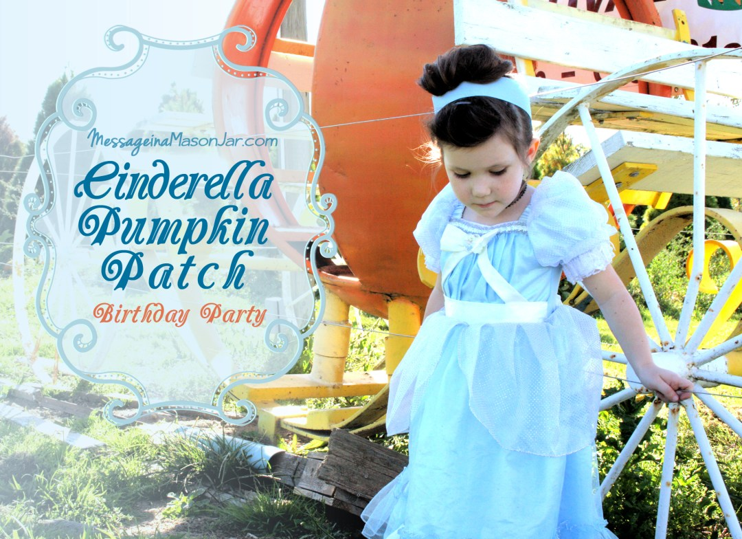 To Build a Castle: A Cinderella Pumpkin Patch Party and the Good Idea that Should Have Stayed an Idea
