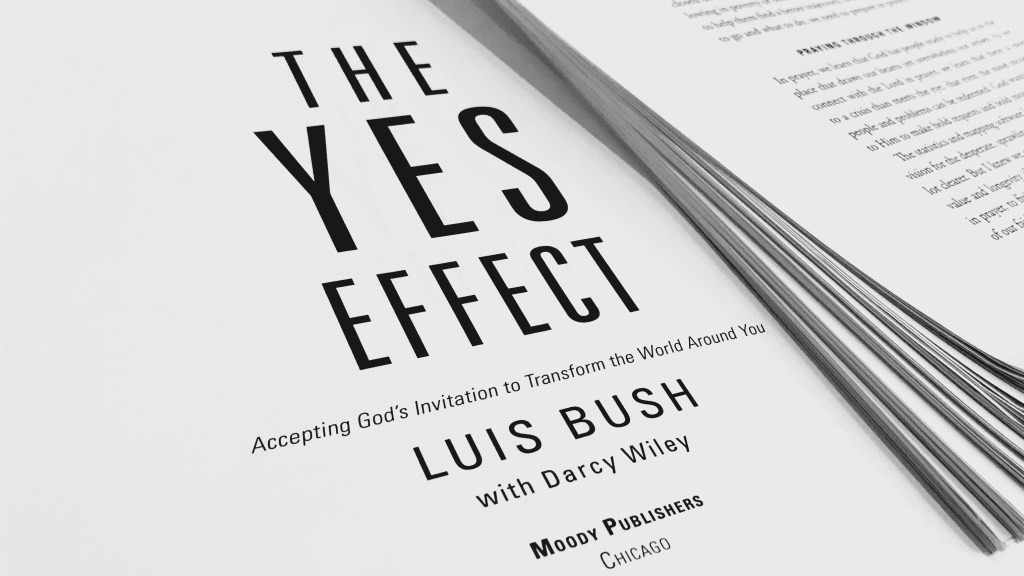 Coming Soon: The Yes Effect