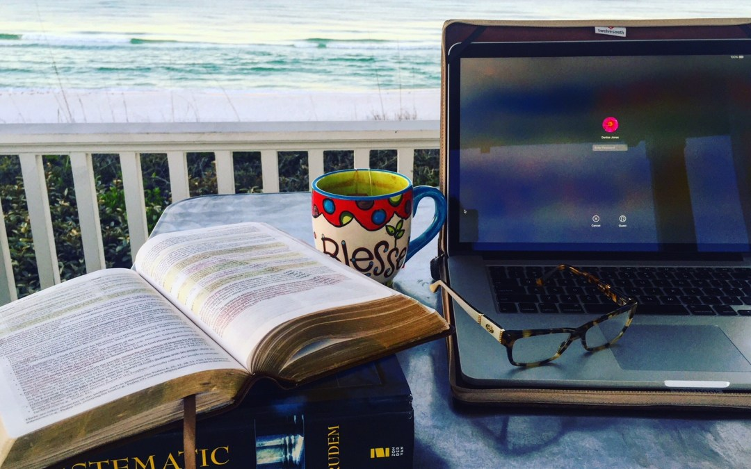 What God Is Writing {The Yes Effect Book Club, Invitation 6: Stand Your Ground}