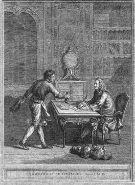 Le Savetier Et Le Financier : savetier, financier, Savetier, Financier