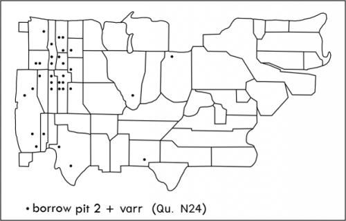 borrow pit – Dictionary of American Regional English