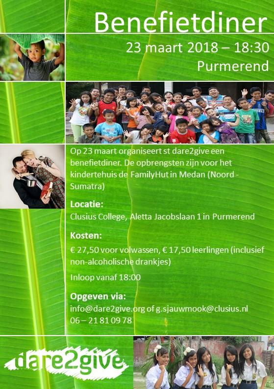 Flyer Benefiet Purmerend 20180323