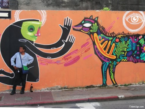 Montevideo: almost Inka style
