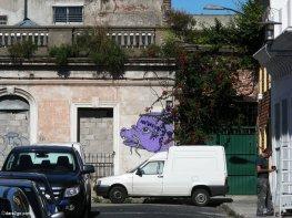 Montevideo: reminds me of Fuchur