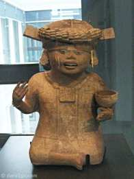 young woman - Veracruz, Mexico, 300-900 AD