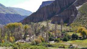 we believe this village is called Cienaguillas