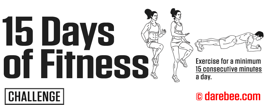 15 Days of Fitness