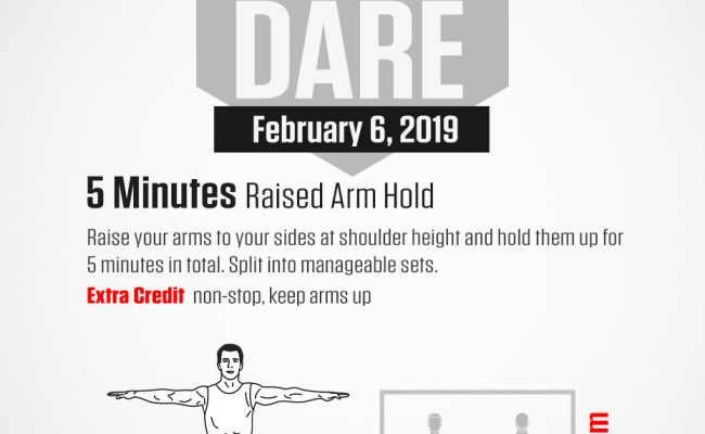 Dd 6 February 2019 5 Minutes Raised Arm Hold The Hive
