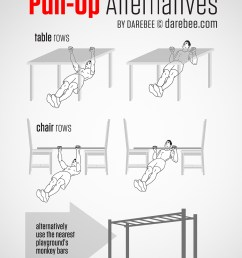 pull ups guide no pull up bar alternatives [ 940 x 1330 Pixel ]