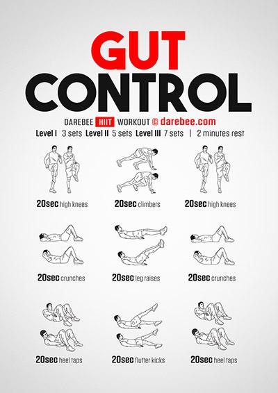 darebee workouts