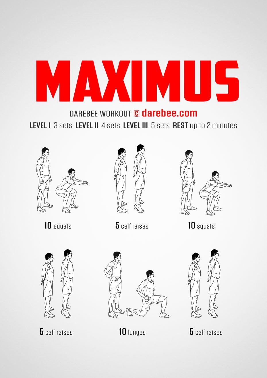 Maximus Workout