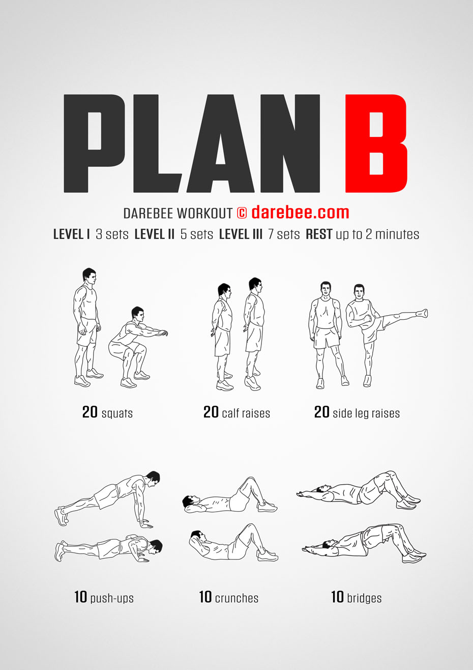 plan b workout