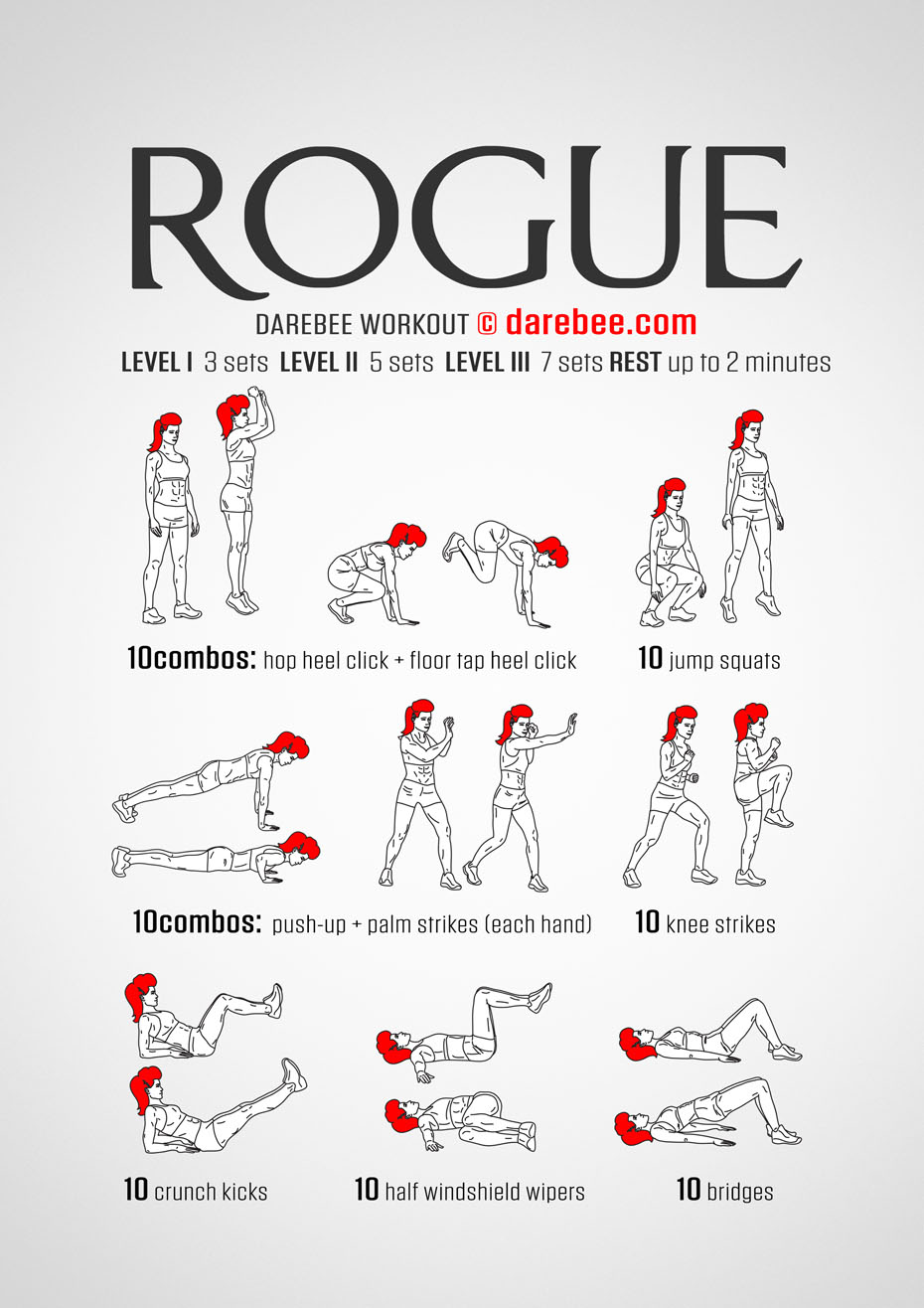 rogue workout