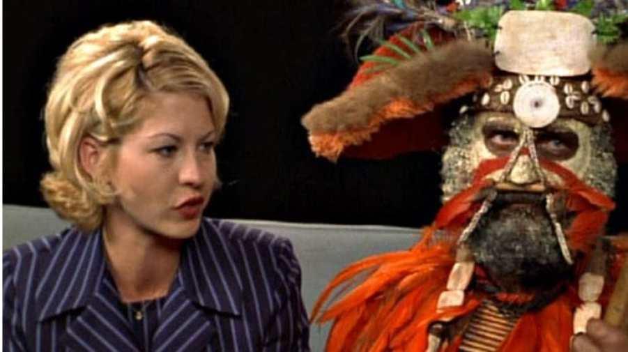 Krippendorf's Tribe Richard Dreyfuss Jenna Elfman
