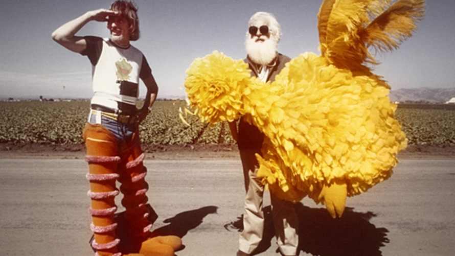 I Am Big Bird The Caroll Spinney Story