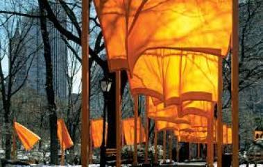 Christo Jeanne-Claude The Gates