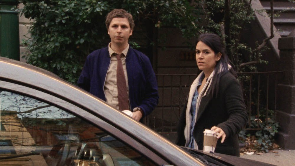 Person to Person Michael Cera and Abbi Jacobson