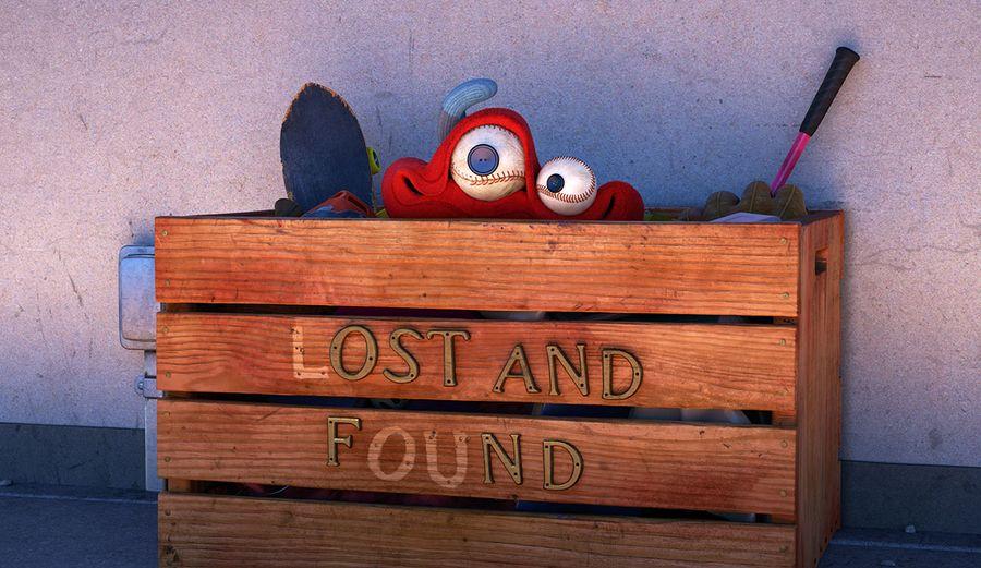 Pixar Oscar-nominated short film LOU