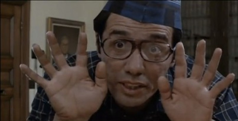 Edward James Olmos in Stand and Deliver