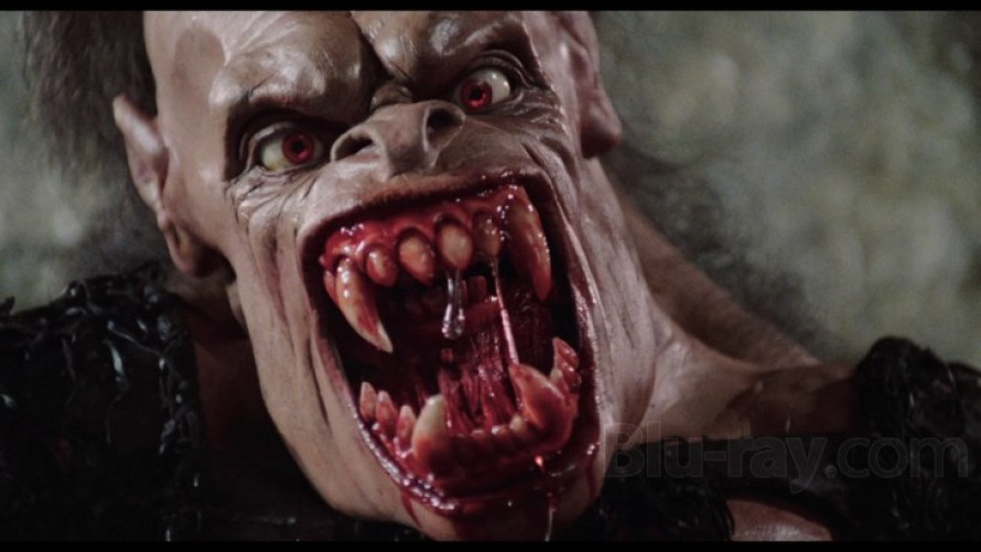 The monster from Rawhead Rex