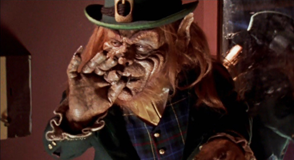 Warwick Davis in Leprechaun in the Hood
