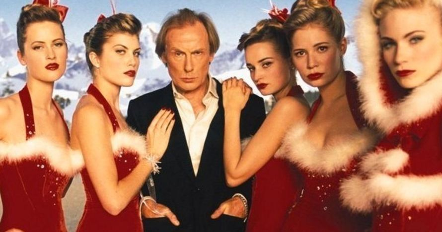 Love actually podcast movie review