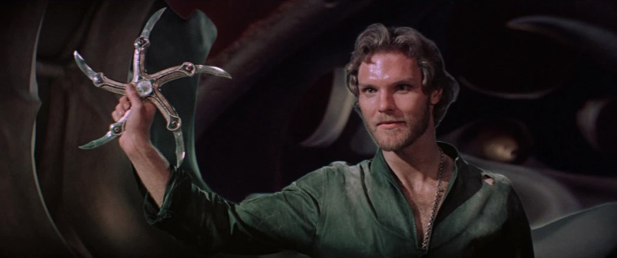 Krull Podcast Movie Review