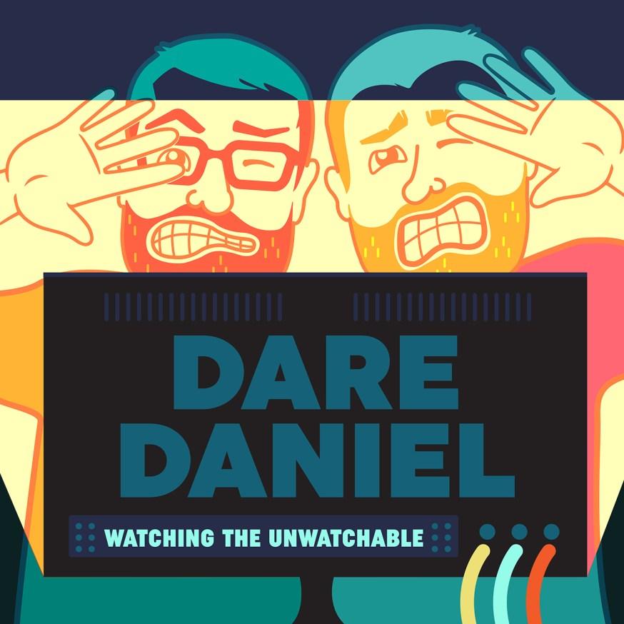Dare Daniel Podcast logo