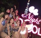 CanCamナイトプールは10日間連続完売♪平成最後の夏はまだまだ続く!